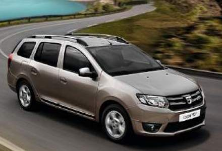 Dacia a lansat Logan MCV in Romania. Afla preturile