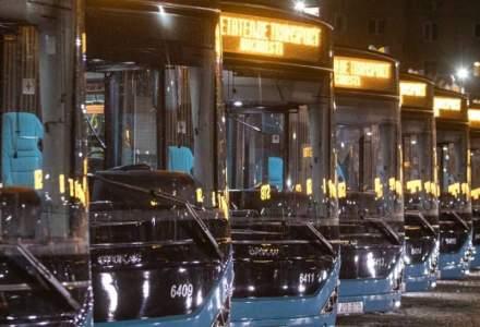"""Bucurestiul """"sta bine"""" la transportul public doar la tarifele scazute si densitatea statiilor"""