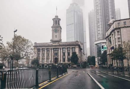 FOTO VIDEO Cum arata Wuhan, oras cu 11 milioane de locuitori, in carantina: strazi pustii, supermarketuri goale