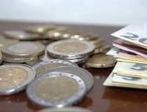 Cursul leu-euro inchide ziua...