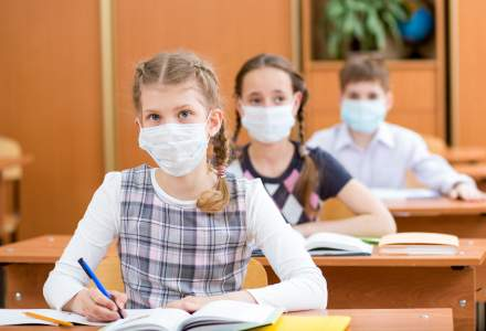 Gripa in Bucuresti: cursurile sunt partial suspendate in 47 de scoli