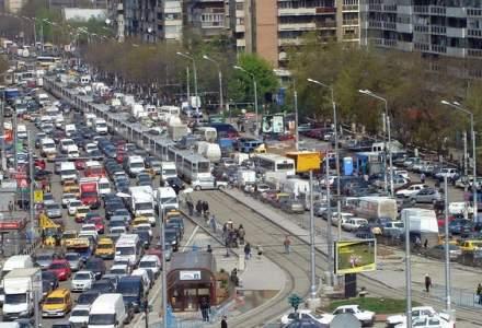 Green Report: Strazile din Bucuresti nu au mai fost spalate si aspirate de trei luni