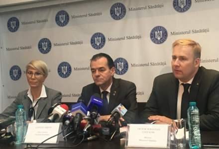 Ministrul Sanatatii si un secretar de stat opereaza la spitale private. Orban: Opereaza sambata si duminica, in loc sa se duca in vacante