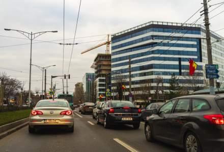 Soferii au pierdut in traficul din Bucuresti 9 zile si 11 ore anul trecut