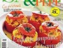 Revista italiana Sale&Pepe...