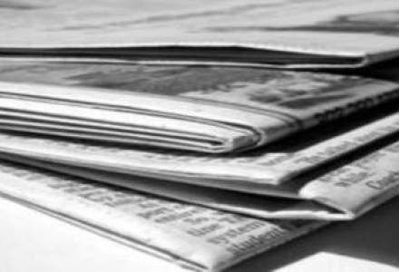 BRAT: Tirajele ziarelor romanesti au scazut si in primul trimestru din 2013