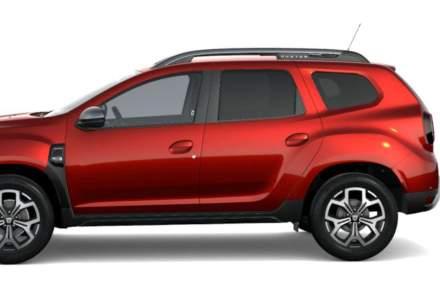 Dacia Duster 2020: ce culori sunt disponibile si cat costa