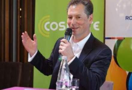 Noul CEO al Romtelecom iese la rampa: servicii TV interactive, Internet si mai rapid, dialog deschis cu concurenta [VIDEO]