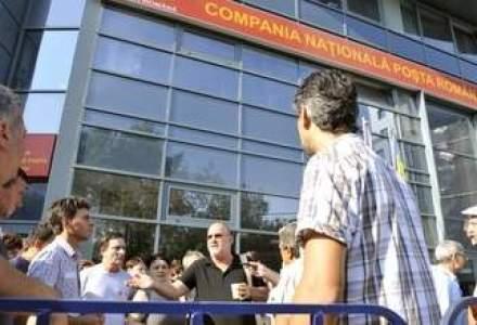 Noua schema de privatizari: Posta poate fi vanduta cel mai tarziu in octombrie 2015