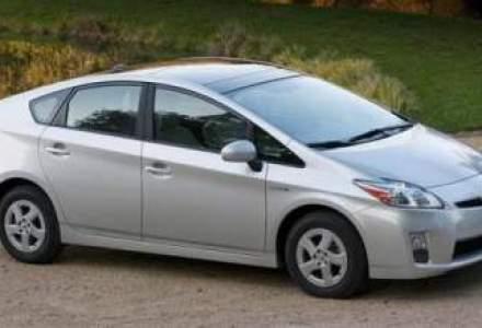 Toyota verifica 240.000 de automobile Prius pentru o posibila defectiune la frane