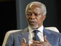 Kofi Annan: Trebuie sa...