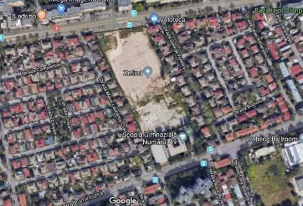 Pe terenul fostei fabrici de textile Zefirul din Vatra Luminoasa rasare un proiect de apartamente cu 7 etaje. Ce spun locuitorii din zona