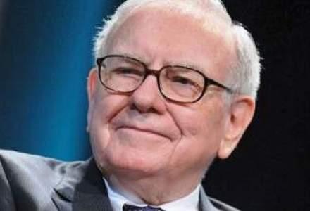 O licitatie pentru o intalnire cu Warren Buffett a atras 1 mil. dolari