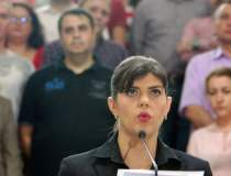 Laura Codruta Kovesi pledeaza...