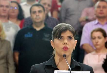 Laura Codruta Kovesi pledeaza in Comisia LIBE pentru un buget mai mare al Parchetului European