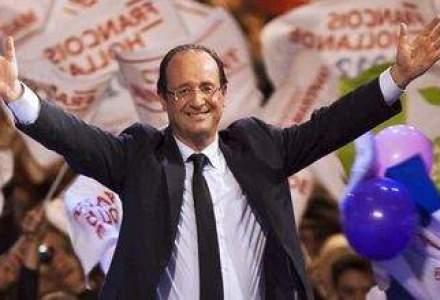 Hollande a proclamat sfarsitul crizei din Europa, insa pietele nu au reactionat