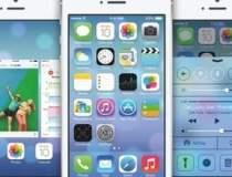 Apple a lansat iOS 7, noile...