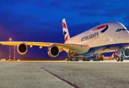 British Airways aduce in iunie in flota modelele Airbus A380 si Boeing 787