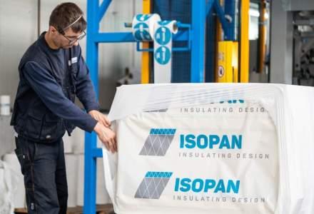 Reportaj in fabrica italienilor de la Isopan care produc panouri sandwich langa Bucuresti, printr-o investitie de 25 mil. euro