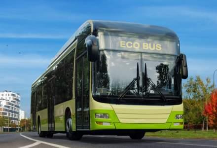 Brasov: inca 19 milioane de euro pentru autobuzele si troleibuzele ELECTRICE si HIBRID