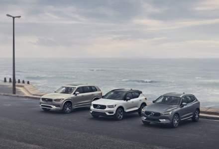 "Volvo si Geely se gandesc la fuziune: ""Brandurile Volvo, Geely, Lynk&Co si Polestar isi vor pastra identitatea"""
