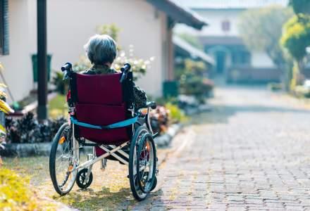 Un ONG din Botosani a lansat un serviciu de transport gratuit pentru persoanele cu deficiente locomotorii