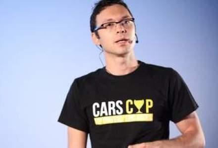 Investitie in online: Jocul CarsCup dezvoltat de George Lemnaru a primit finantare din partea unui business angel roman