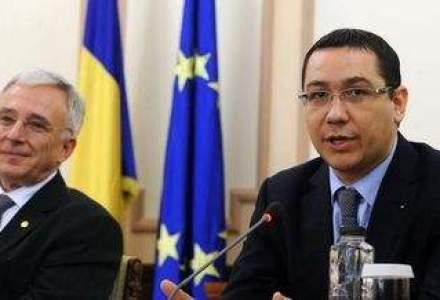 Intentia de vot pentru presedinte: Antonescu, primul loc. Ponta pe II, Isarescu pe III