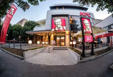 KFC vrea sa deschida anul acesta opt restaurante in Romania si sa lanseze o aplicatie pentru livrari