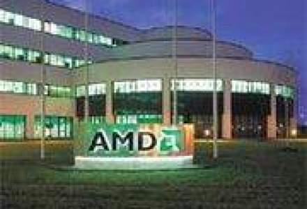 AMD isi imparte operatiunile in doua companii