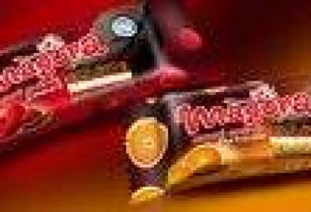 BrandTailors a creat brandul Magura-prajitura cu glazura de ciocolata amaruie