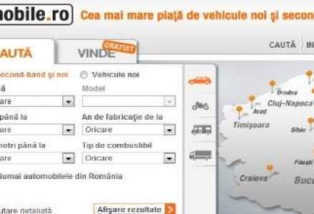 Site-ul nr. 2 de vanzari masini, mobile.ro, se inchide
