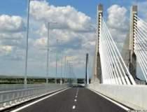 Noul pod peste Dunare va fi...
