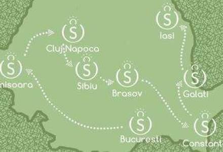 Caravana Start Me Up: un eveniment despre antreprenoriat in 8 orase din tara