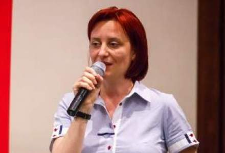 Angela Galeta a inlocuit-o pe Elena Serban la conducerea Fundatiei Vodafone