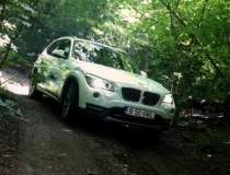 """BMW X1, un """"animal de oras""""..."""
