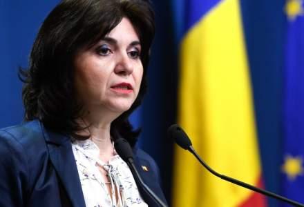 Monica Anisie a primit aviz negativ pentru functia de ministru al Educatiei