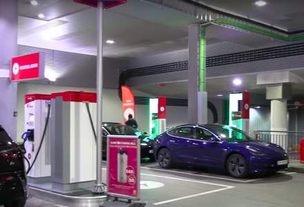 Norvegia, luata cu asalt de lanturi de retail pentru a studia cum arata viitorul fara benzinarii