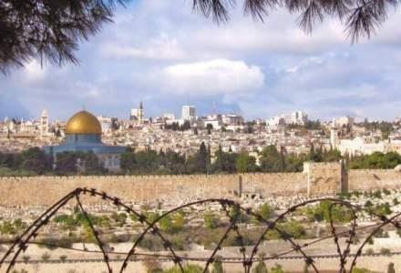 Autorităţile egiptene au început să ridice un zid înalt de beton la frontiera cu Fâşia Gaza