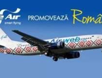 Stewardesele Blue Air se...