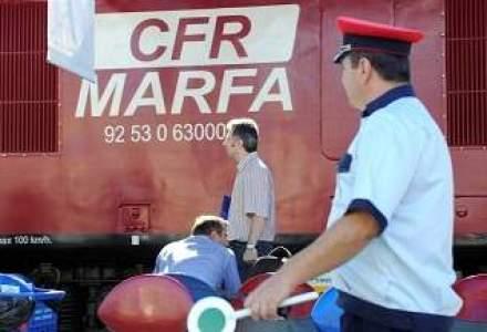 Guvernul nu a putut sa forteze mentinerea angajatilor CFR Marfa. 1.000 de concedieri, in pregatire