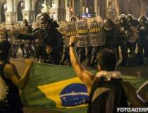 PROTESTE IN BRAZILIA....