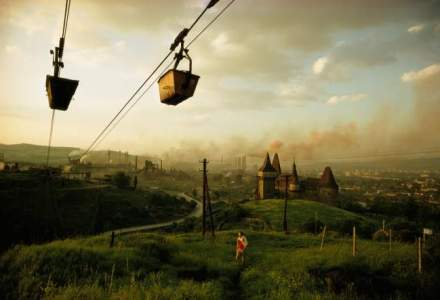O fotografie spectaculoasa din Hunedoara a fost aleasa pentru a marca 125 de ani de National Geographic