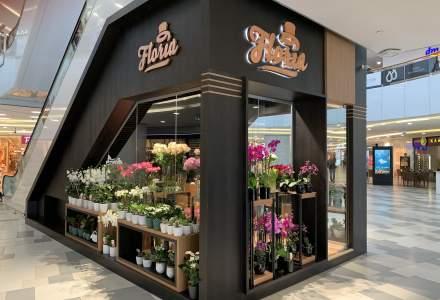 Floria a deschis o florărie în Plaza România