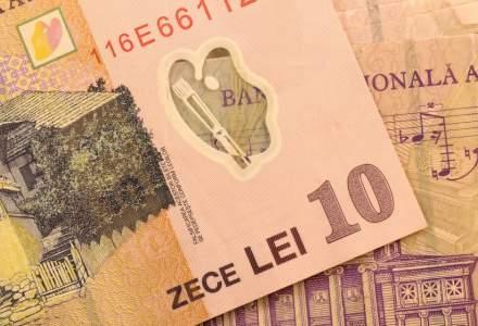 Euro ajunge la un nou maxim istoric: a trecut de 4,8 lei