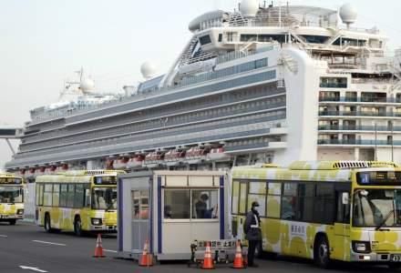 MAE: Şase cetăţeni români de pe vasul ''Diamond Princess'' vor fi repatriaţi