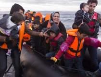Migranții salvați din...