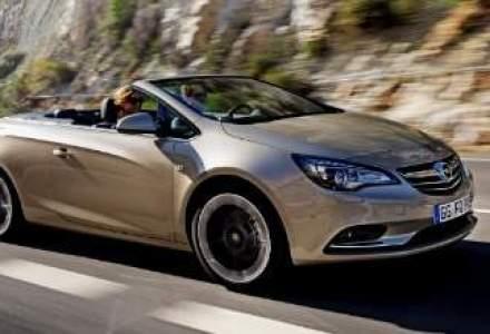 Opel Cascada este disponibil in Romania. Afla pretul decapotabilei