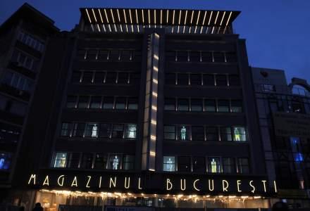VIDEO   Magazinul București, clădirea simbol din centrul istoric al Capitalei, este gata să reintre în circuitul comercial