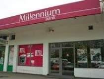 Millennium Bank ataca...